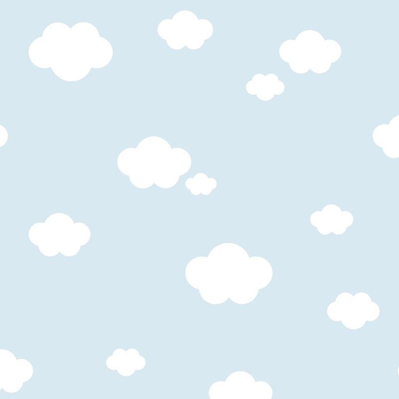 Sfondo bianco celeste